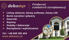 profile styropianowe