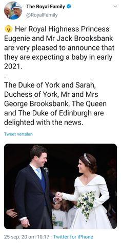Duchess Of York, Duke Of York, Princess Eugenie And Beatrice, Jack Brooksbank, Expecting Baby, British Royals, Children, Young Children, Boys