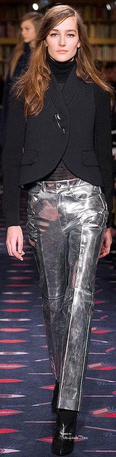 Sonia Rykiel Fall 2015 - that jacket