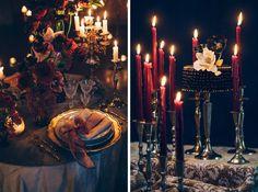 table dinner inspirational wedding styling fashion editorial la