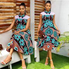 🤩🤩 This is gorgeous African Fashion Ankara, Ankara Styles, African Prints, Image, Ethnic, Workshop, Instagram, Patterns, Future