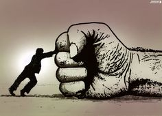 Push back. Today's cartoon by Gary Waters: https://www.cartoonmovement.com/cartoon/42697