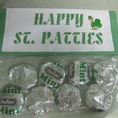 This is a great teacher or neighbour gift.  Good idea  http://stpatricksday.tipjunkie.com/st-patricks-day-teacher-gift-st-patricks-day-party-favor/