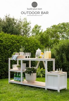 Summer entertaining