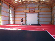 20 Garage Rec Room Ideas Home Basketball Court Indoor Basketball Court Indoor Basketball