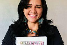 Elisângela Dell-Armelina Suruí, vencedora do prêmio Abril 2017 de 'Educador do Ano' sofre atentado a tiros