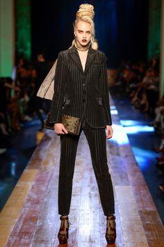 Неделя высокой моды в Париже: Jean Paul Gaultier F/W 2016/17 (Интернет-журнал ETODAY)