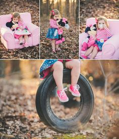 Family Photography, Mickey Mouse, Tea Party, Children, Brother and Sister, Inspiration, Connection Photography, North Carolina, Traveling Family Photographer, Outdoors, Summer, Tire Swing