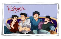 Favorite batboys :)