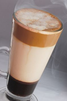 Serve mochas with a shot of chocolate syrup at the bottom that customers can mix in themselves.