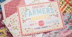 Farmers Market Birthday Party