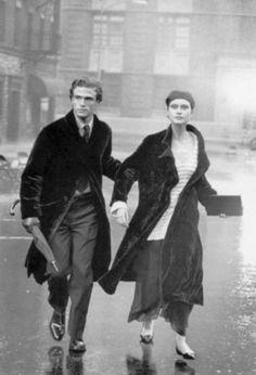 '20s. Paris & rain.
