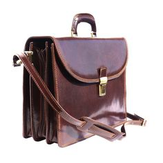 Italian Handmade Leather Briefcase In Dark Brown 7617  #apple #us #likeback #bakedappleuk #twelveskip #instago #happy #foodgasm #instalike #couple