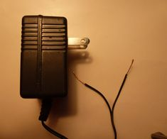 Cell Phone Charger Power Supply for Your Projects #phonecharger