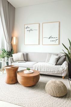 Scandinavian Home Decor, Nordic Style, Living Room, Ideas, Wall Art Living Pequeños, Rugs In Living Room, Living Room Designs, Room Rugs, Living Room Neutral, Living Room Paintings, Nordic Living Room, Boho Chic Living Room, Area Rugs