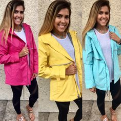 Free monogram with a rain jacket purchase!! Hurry and grab one before they're gone!
