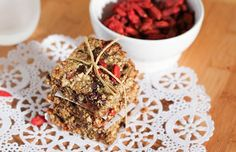 9 Healthy Homemade Energy Bar Recipes