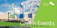 Die Liederhalle ist in Deutschland ganz vorn mit dabei, wenn es um nachhaltige Kongresse und Events geht. Wir haben ein Green-Team gegründet, das sich darum kümmert, den Energieverbrauch zu senken und Müll systematisch zu vermeiden. Wir bieten allen Veranstaltern daher hier in #Stuttgart die Möglichkeit, in unserem Hause umweltschonende, CO2-neutrale Veranstaltungen durchzuführen. Und das Beste: Es wird nicht mal teurer! :-)