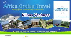 Niinns Ventures shore excursions are one to five day tours offered in various African coastal port cities and many options for are a great way to enhance your Africa Cruise experience while seeing more of the port on your itinerary @ port of call. weekend events.Email me Nii Nortei Nortey nortei@africacruisetravel.com www.africacruisetravel.com
