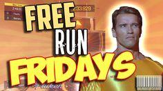 Black Ops 3 Free Run Fridays Challenge - Sidewinder