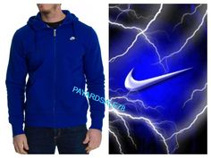 Nike Long Sleeve Regular Size XL Sweats & Hoodies for Men Nike Jacket, Nike Hoodie, Nike Long Sleeve, Cool Things To Buy, Stuff To Buy, Full Zip Hoodie, Nike Running, Mens Xl, Sweatshirt