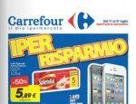 Carrefour volantino 11-21 Luglio 2013
