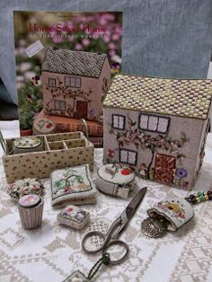 Flores no Jardim - Lee Albrecht: Home Sweet Home