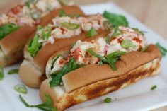 Lobster Roll.. Do it now.