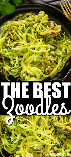 BEST EVER Zucchini Noodles Making zoodles, aka zucchini noodles is a super simple way to have a healthy low carb pasta alternative. Best way to make zoodles and it is super easy too! Zuchinni Pasta, Cook Zucchini Noodles, Zucchini Pasta Recipes, Zoodle Recipes, Spiralizer Recipes, Raw Food Recipes, Lunch Recipes, Cooking Recipes, Healthy Recipes