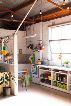 colorful kitchen / casa vogue
