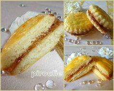 biscuit au citron de Christophe Felder