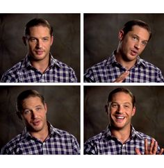 tomhardyvariations: Warrior cast interview filmed during the Eames era … Eames era. Era of Eames. That's right.