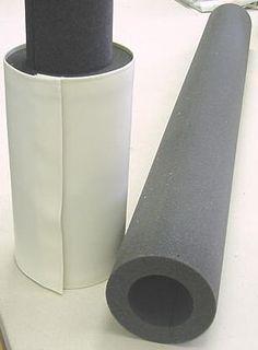 child safety foam basement pole bumper fireplace cushion rh pinterest com