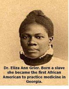 Eliza Anna Grier (18