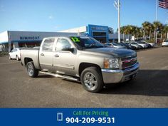 2012 Chevrolet Chevy Silverado 1500 Hybrid  Truck  Crew Cab Call for Price  miles 904-209-9531 Transmission: Automatic  #Chevrolet #Silverado 1500 Hybrid #used #cars #NimnichtChevrolet #Jacksonville #FL #tapcars