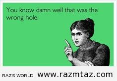 YOU KNOW DAMN WELL... - http://www.razmtaz.com/you-know-damn-well/