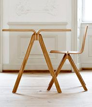 Danish Dorm Furniture From the Bouroullec Brothers via NYTimes.com...can't wait til Spring 2013
