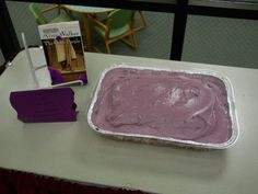 """""""The Color Purple"""" made by Barbara West"""