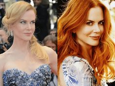Blonde or Red: Which Look Is Best On These Celeb Redheads? — How to be a Redhead Blonde Redhead, Red Blonde Hair, Long Red Hair, Strawberry Blonde Hair, Red Hair Color, Red Head Celebrities, Celebs, Red Hair Cuts, Going Blonde
