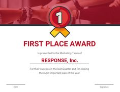 First Place Award Certificate Template with regard to First Place Certificate Template - Sample Business Template Certificate Of Completion Template, Birth Certificate Template, Printable Certificates, Award Certificates, Certificate Programs, Best Templates, Templates Printable Free, Award Template, Certificate Of Appreciation