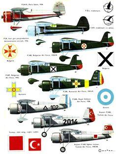 PZL P-24