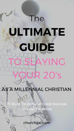 71 Ways To Achieve Success In Your Twenties for Millennial Christian Women | Church Gal | Christian Blogs for Women, Christian Blogs, Christian Blogging, Christian Bloggers To Follow, Christian Blogging For Women
