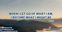 When you let go of fears, amazing things can happen! Go to http://Jamesfrancis.com and find out how we can help!