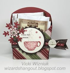Wizard's Hangout: Teacher Gifts... Hot Chocolate Fry Boxes