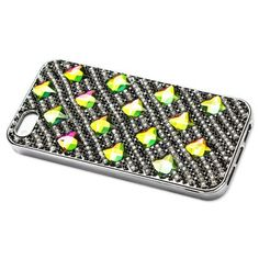 Image of IPhone 5/5S Chain Diamond Case 3D