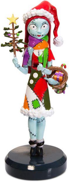 kurt adler hollywood nutcracker nightmare before christmas sally - Nightmare Before Christmas Nutcracker