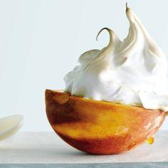 Peaches Under Mering