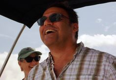 EXPERT NOVICE - Having never before been on a sailboat, much less sailed one, Arash Afshari of Thousand Oaks CA proved adept at the helm while running along the York River with his mother, Monir. He sailed adroitly in light winds and brisk winds, ever attentive to the shifting direction.