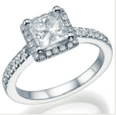I ♡ this Engagement ring!