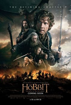Review: 'The Hobbit: The Battle Of The Five Armies'